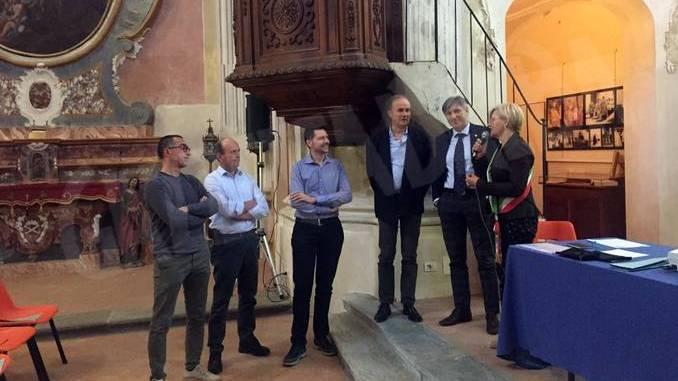 Enti pubblici e Rotary per il colle San Martino di Vezza