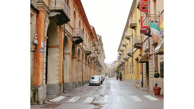 La riqualificazione del centro storico