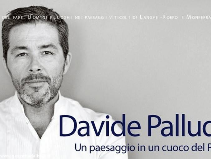 Il nuovo libro sullo chef Davide Palluda al cestello di Guarene il 9 aprile