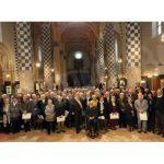 Festa delle nozze d'oro: in San Domenico gli auguri a 51 coppie