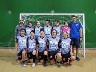 Area calcio lancia la squadra di calcio a 5 femminile