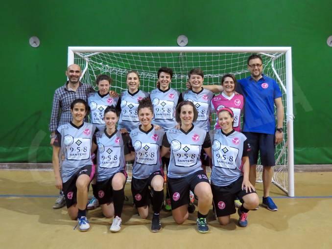 area calcio mussotto squadra femminile a 5