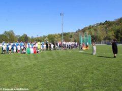 Calcio: nella partita delle nazionali sordi vince la Germania per 4-2 2