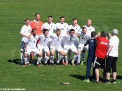 Calcio: nella partita delle nazionali sordi vince la Germania per 4-2 4