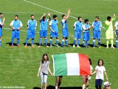 Calcio: nella partita delle nazionali sordi vince la Germania per 4-2 7