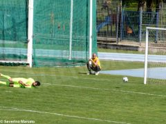 Calcio: nella partita delle nazionali sordi vince la Germania per 4-2 8