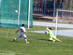 Calcio: nella partita delle nazionali sordi vince la Germania per 4-2 9