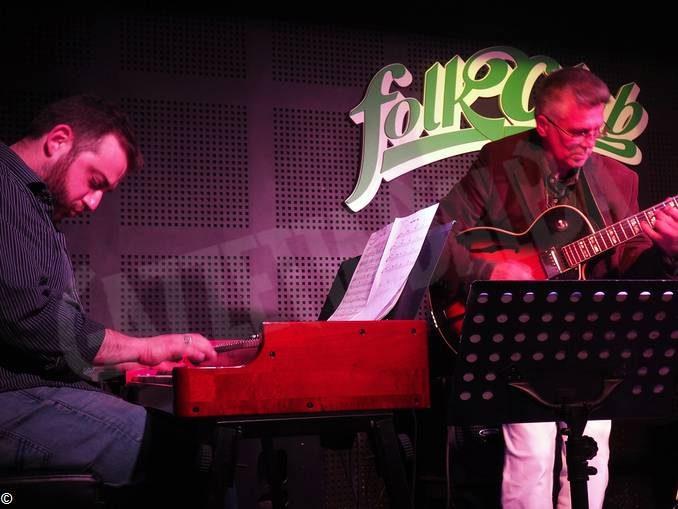 Un duo jazz