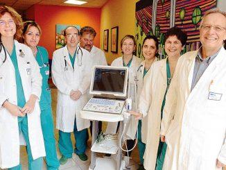 Un nuovo ecografo donato dai rotariani