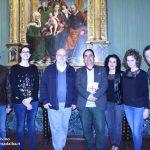 Alba: l'amministrazione ha incontrato il giornalista Alfonz Juck