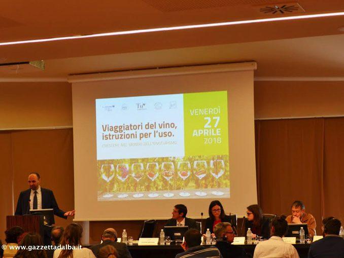 Grinzane Cavour: incontro sul progetto transfrontaliera Ampelo
