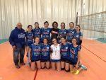 Studenteschi di pallavolo: il liceo Cocito di Alba vince la fase provinciale femminile