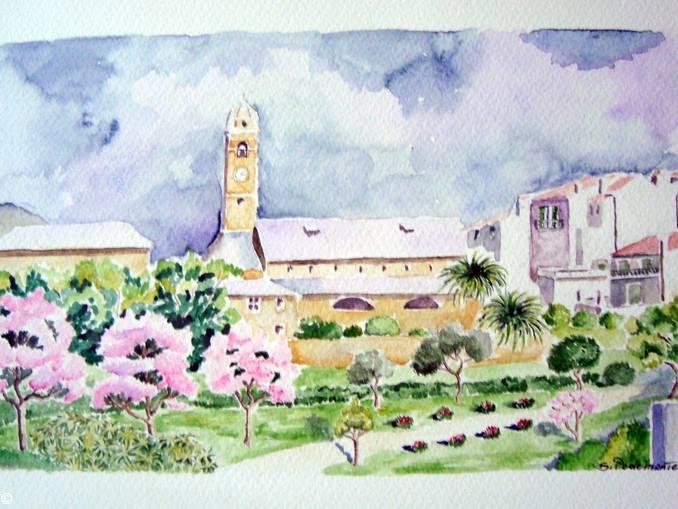 quadro Pedemonte mostra Bottegaccia 3
