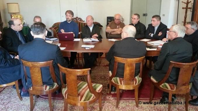 Consultazioni per il Vescovo con sacerdoti e laici per eleggere il vicario generale