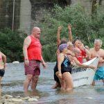 Un bagno nel fiume Bormida per la rinascita della valle