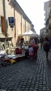 Sole e folla al Mercato delle pulci e a Porté disné. Le foto più belle 5