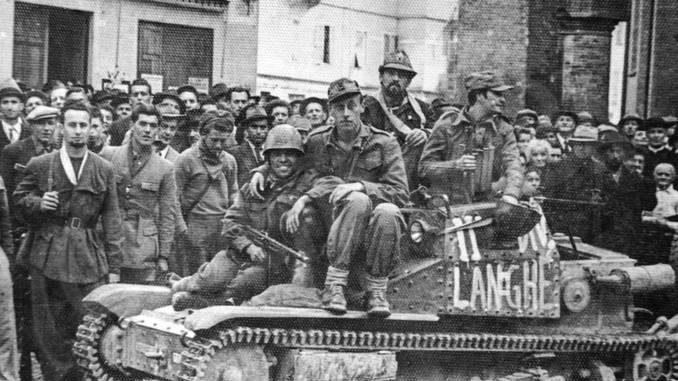 Alba, aprile 1945: quando cessarono gli spari
