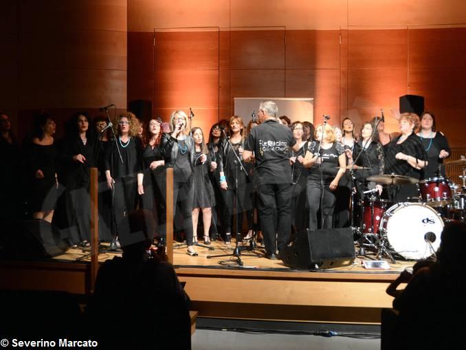 Coro Rejoicing choir 2