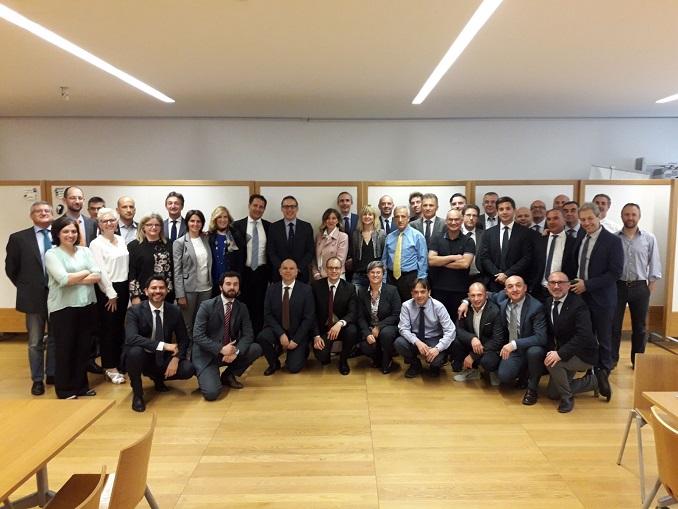Egea corso manager Bocconi consegna diplomi 1