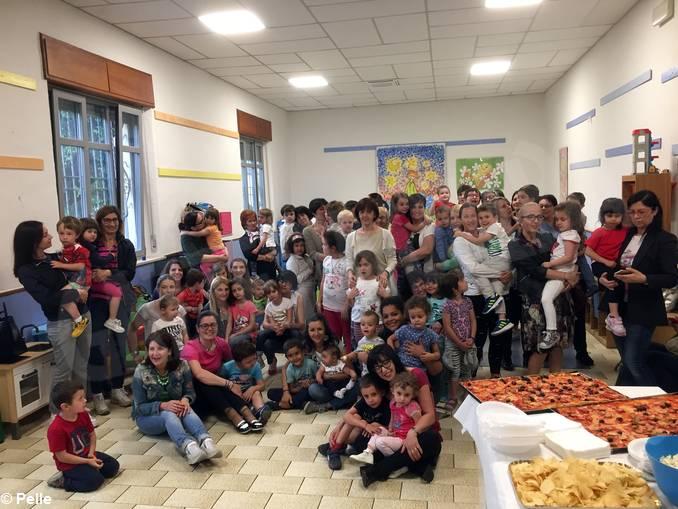 Festa mamma asilo nostra Signora del suffragio (1)