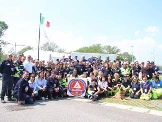 Proteggere insieme conclude tre giorni di esercitazioni a Comacchio