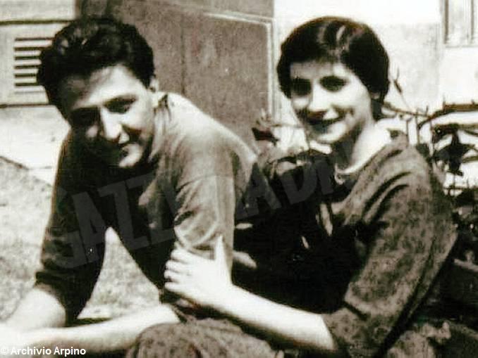 GIOVANNI ARPINO e Caterina Brero
