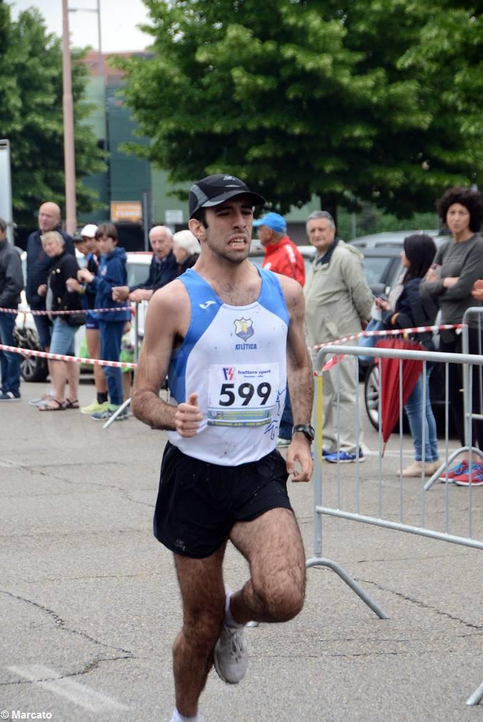 Giro del Tanaro Terzo uomo Davide Alberghina