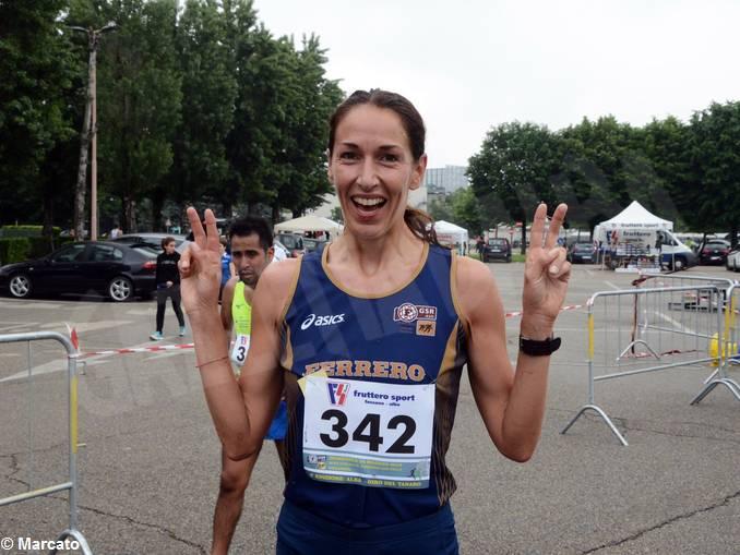Giro del Tanaro seconda donna Romina Casetta (1)