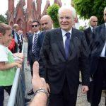 Mattarella a Dogliani: «La presidenza di Einaudi fu tutt'altro che notarile»