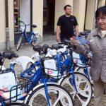 Ad Alba è arrivato Bus2bike: nuovi bus e 320 bici a pedalata assistita