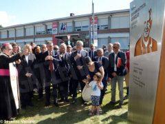 60 anni di Apro: inaugurata piazza Gianolio 5