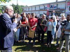 60 anni di Apro: inaugurata piazza Gianolio 6