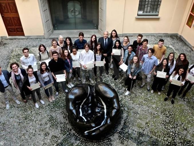 Premiati MoviMenti Verso l'Estero e Intercultura