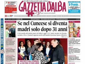 La copertina di Gazzetta in edicola martedì 15 maggio 1