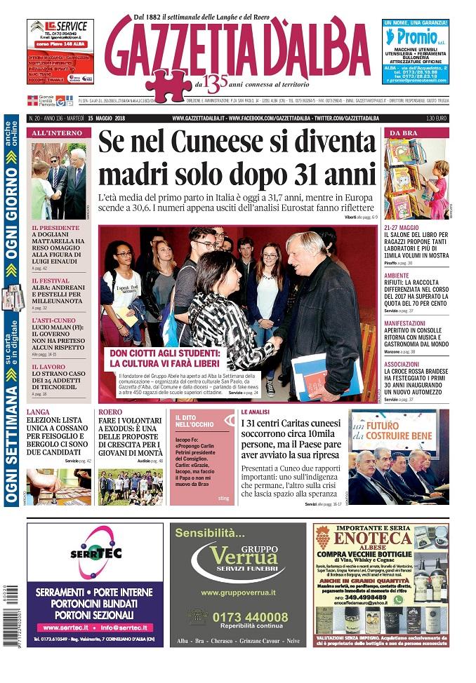 Prima_pagina_Gazzetta_d Alba_n_20_2018-page-001