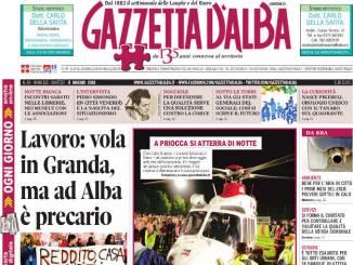 La copertina di Gazzetta in edicola martedì 8 maggio