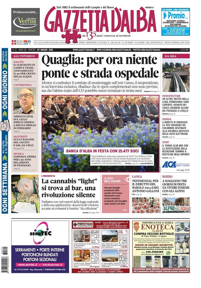 Prima_pagina_Gazzetta_d'Alba_n_22_2018-001
