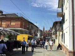 Vivacissima domenica alla fiera di primavera di Priocca. Le foto 7
