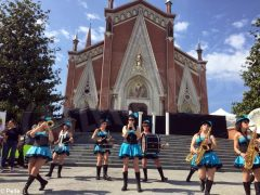 Vivacissima domenica alla fiera di primavera di Priocca. Le foto 14