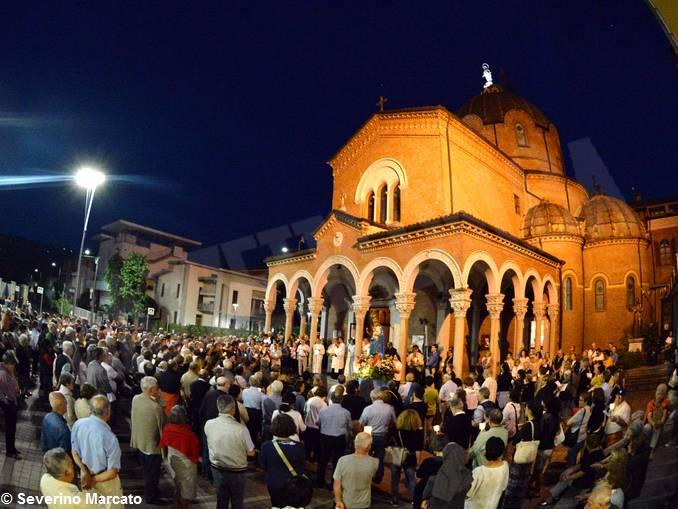 Processione Madonna Moretta 2017 Alba