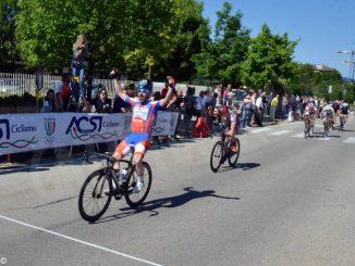 Domenica sosta vietata in corso Europa per il Gran premio Berutti di ciclismo