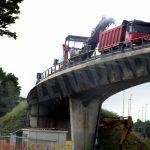 Lunghe code sulla tangenziale di Alba per i lavori di asfaltatura