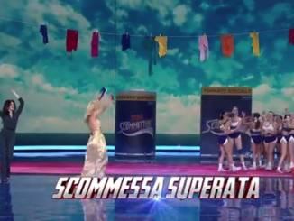 """Alba Cheer: le atlete vincono la sfida a """"Vuoi scommettere?"""""""