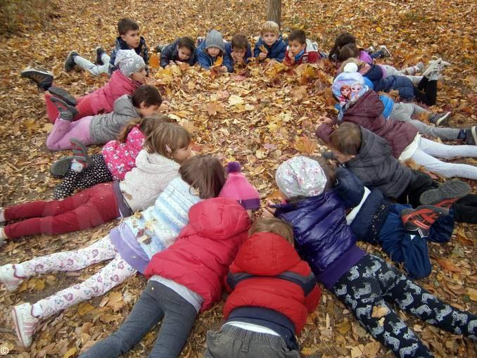 I bambini dialogano con la natura 1