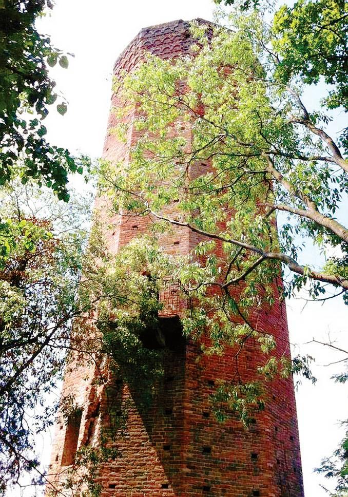 Entro luglio sarà riaperta la torre medievale di Corneliano