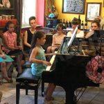 Parte da Alba il viaggio nella musica classica delle Crome in movimento