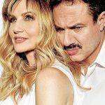 Lorella Cuccarini e Giampiero Ingrassia in scena al Busca