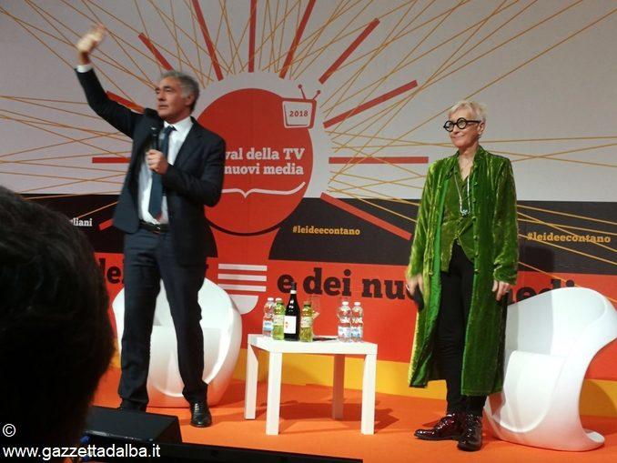 Festival della Tv, Massimo Giletti racconta la sua carriera 1