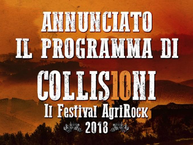 festival collisioni 2018