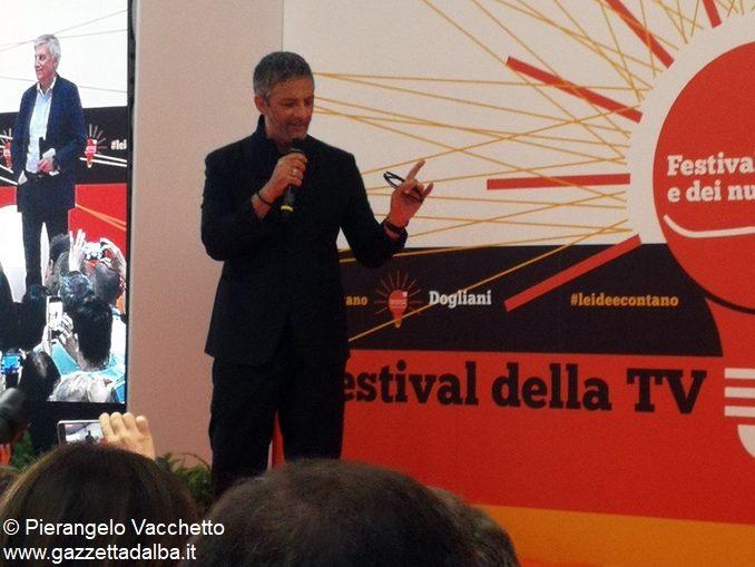 Festival della Tv di Dogliani: il foto-racconto del sabato